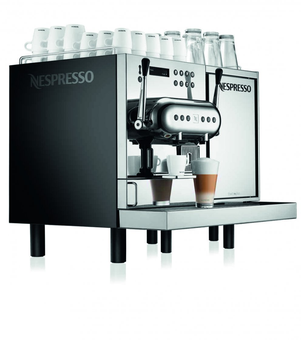nespresso business Lyreco