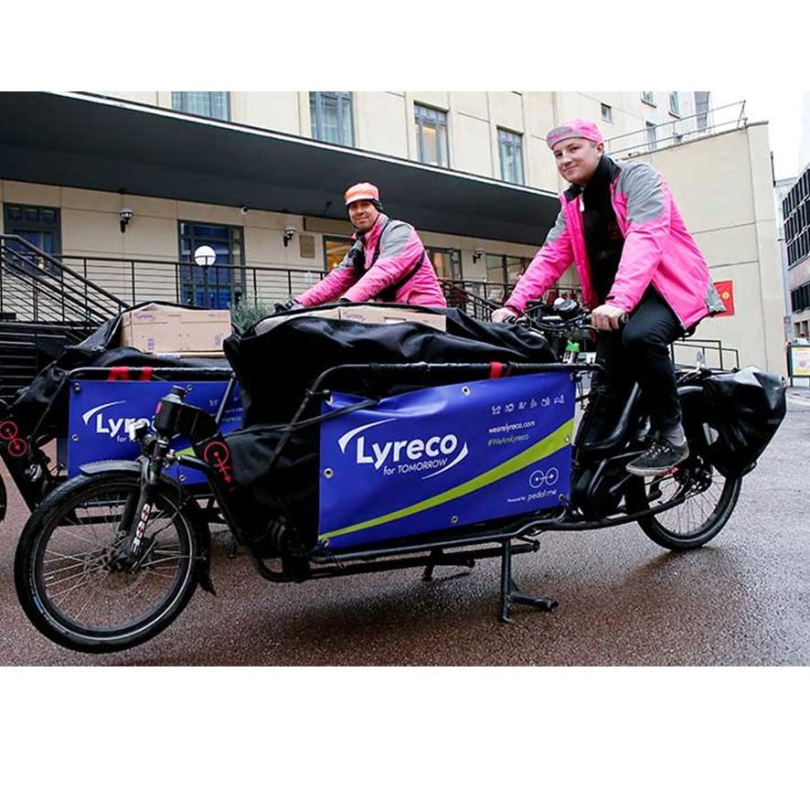 LYRECO RICKSHAWS LONDON