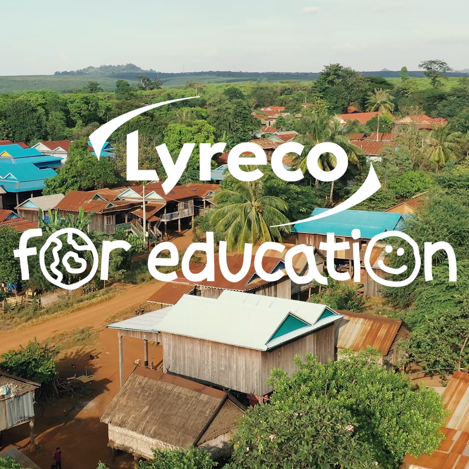 Lyreco For Education Cambodia